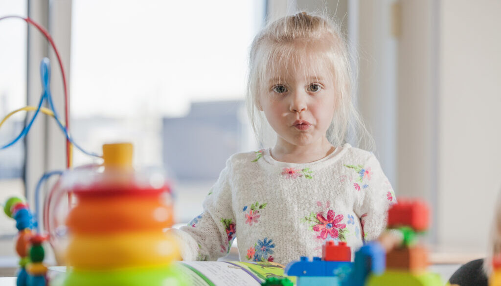 displeased-kindergarten-girl